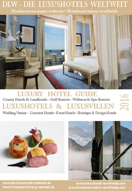 Luxury Hotels Europe catalogue